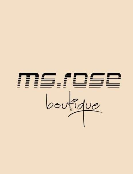MS ROSE FASHION DESIGNING